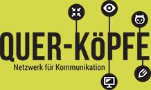 Quer-Köpfe Netzwerk für Kommunikation